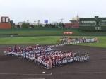 8/13 第40回少年軟式野球札幌選手権大会